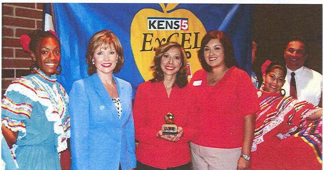 Stevens Teacher Wins Excel Award