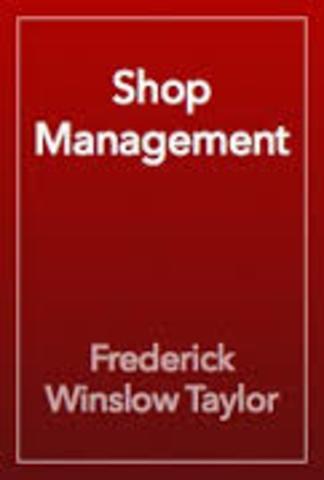 Gestion de Compras (Shop Management)