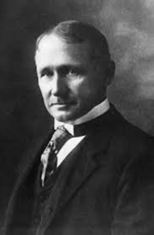 Testimonio de Frederick W. Taylor
