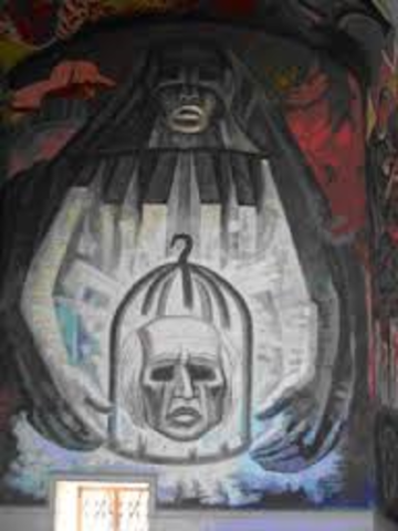 Las cabezas de Hidalgo, Allende, Aldama y Jiménez  llevadas a Guanajuato