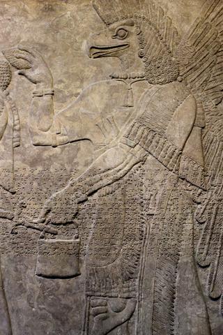 Ashurnasirpal's Feast (870 BCE)