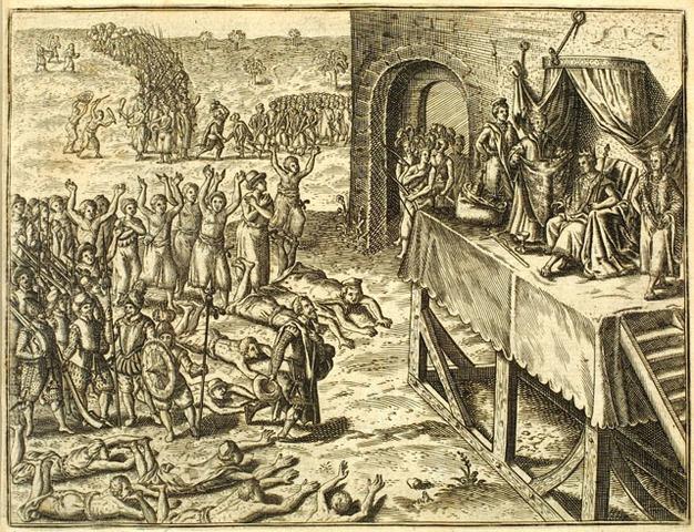 Portuguese Slave Trade (1440 CE)