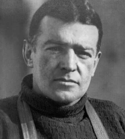 Shackleton returns to Antarctica