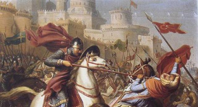 Os muçulmanos invadem a Espanha