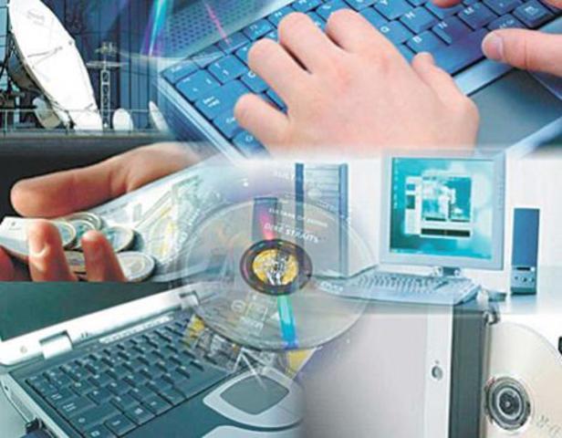 El  nacimiento  de  las  Tecnologías de  la  informacíon
