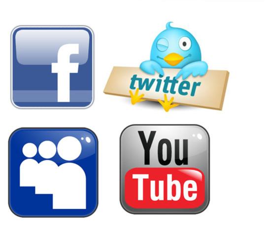 Creacion  de  redes  sociales