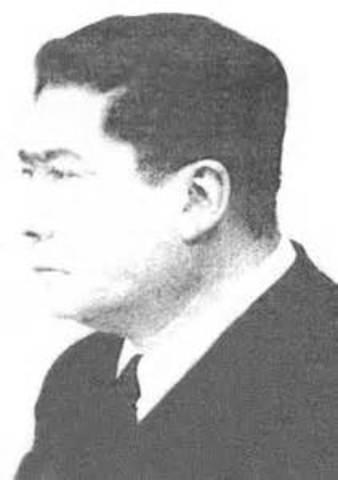 Nacimiento Manuel Nuñez Butron