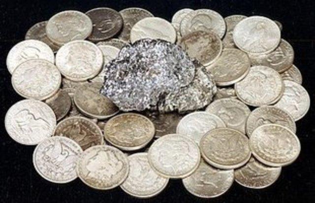 Purificación de la plata