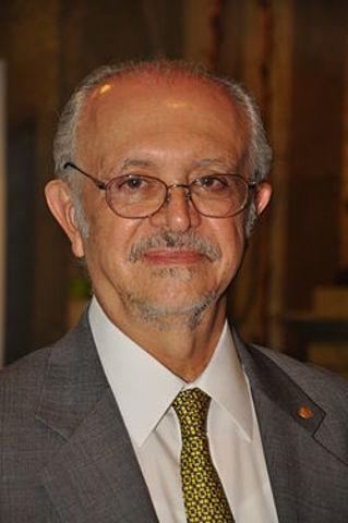 Mario Molina gana el premio Nóbel