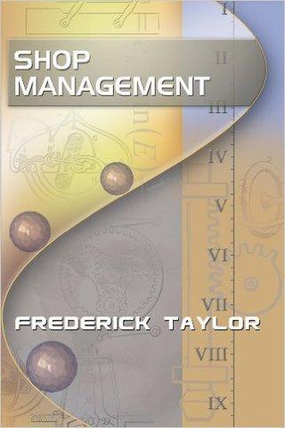 The Shop Management (libro)