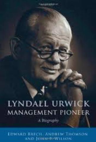 Lyndall Urwick