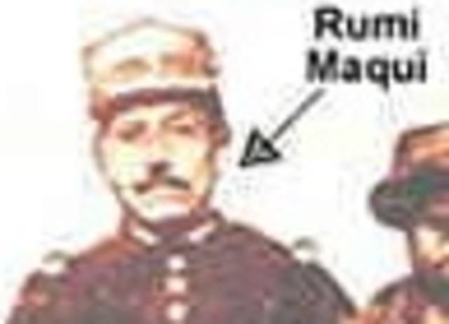 Rebelion Rumi Maqui