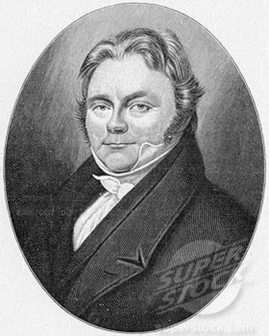 Jöns Jacob von Berzelius (1779-1848)