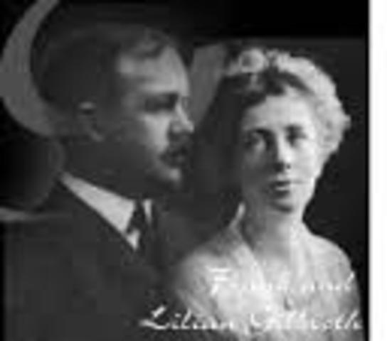 Frank y Lillian Gilbreth (Movimientos para trabajadores) ADMINISTRACION CIENTIFICA28 May 1900