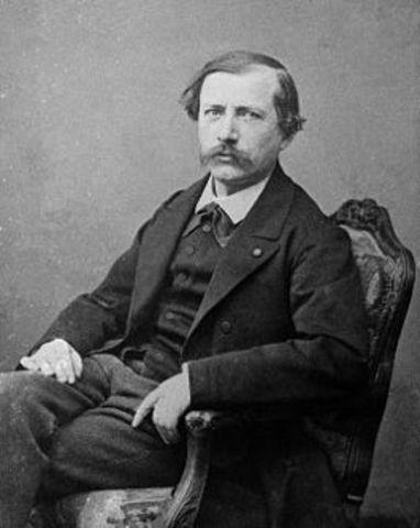 Marcellin Pierre Eugène Berthelot (1827 - 1907)