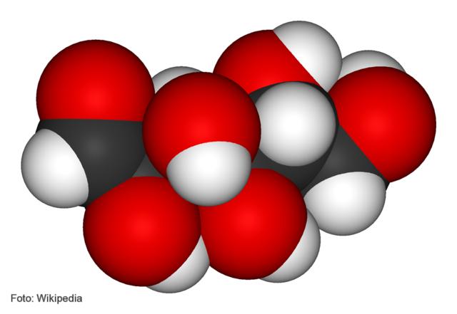 Creación de la glucosa