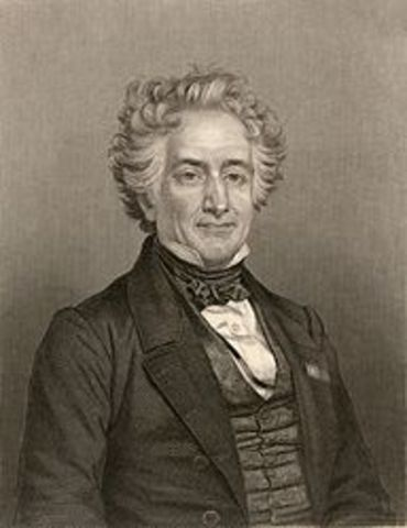 Michel Eugéne Chevreul (1786 - 1889)