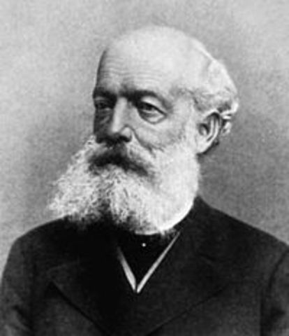 Friedrich August Kekulé von Stradonitz (1829 – 1896),