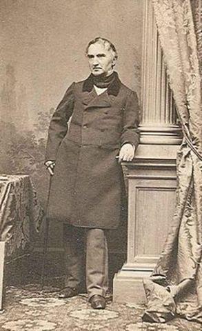 Justus von Liebig (1803 - 1873)