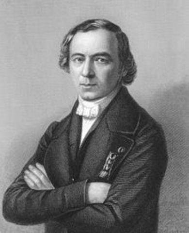 Jean-Baptiste-André Dumas (1800 - 1884)