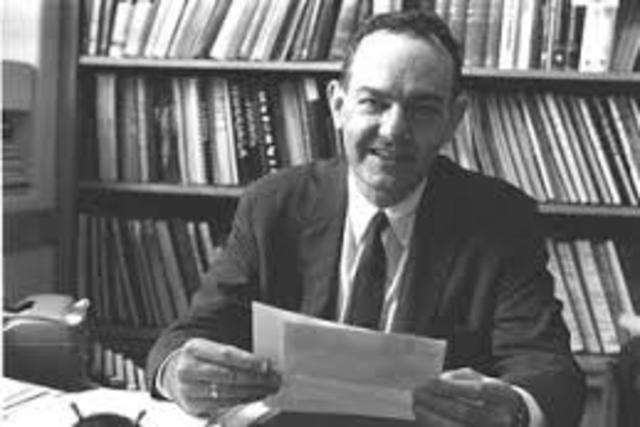 Herbert Simón (Conducta Humana) (CIENCIAS DEL COMPORTAMIENTO) 17 Agosto 1955