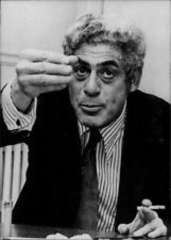 Frederick Herzberg (Teoría de los dos factores) (CIENCIAS DEL COMPORTAMIENTO) 18 Agosto1957