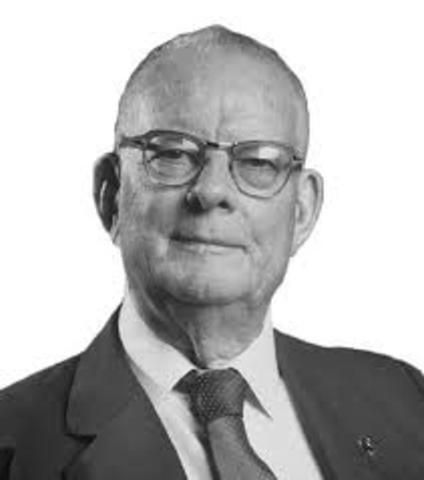 W. Edwards Deming (después de la SegundaGuerra Mundial) (ADMINISTRACIÓN MODERNA) 18 Agosto1960