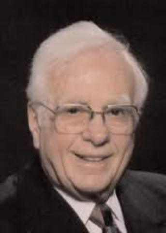 Robert R. Blake (Campo de la dinámica organizacional)  (CIENCIAS DEL COMPORTAMIENTO)18 Agosto 1964