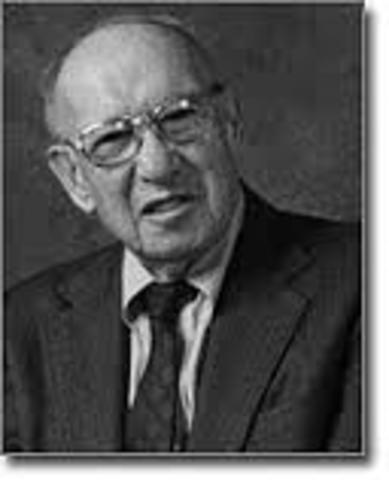 Peter F. Drucker. ESCUELA MODERNA18 Agosto1974