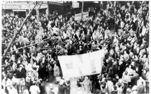 Huelga de Cananea