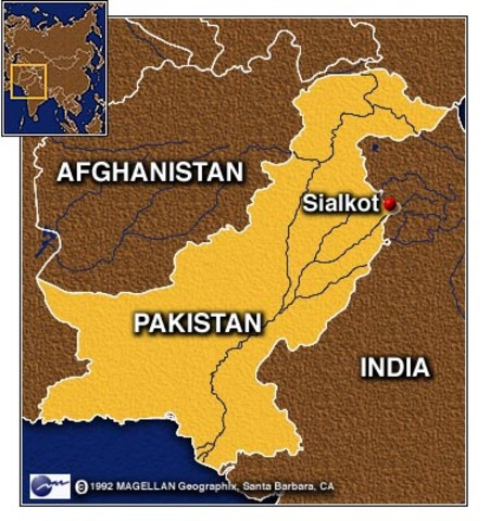 Partition of India & formation of Pakistan