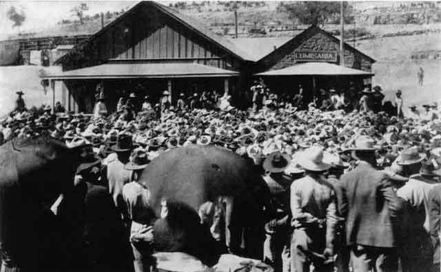 Huelga de Cananea 1906