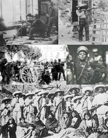 Revolución Mexicana 1910