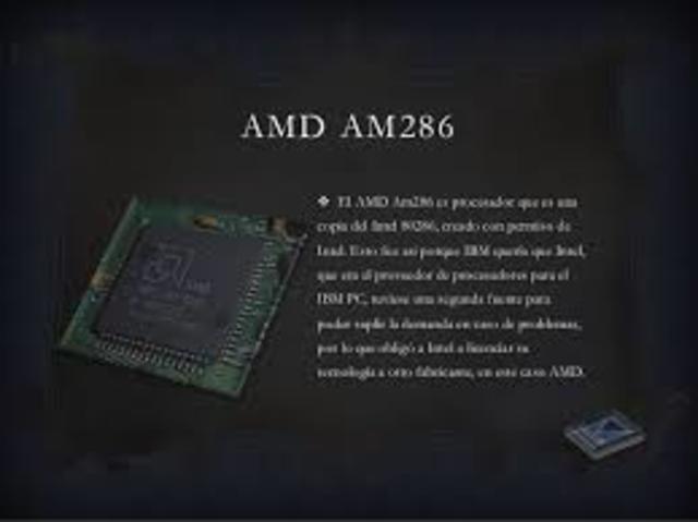 AMD's Am286