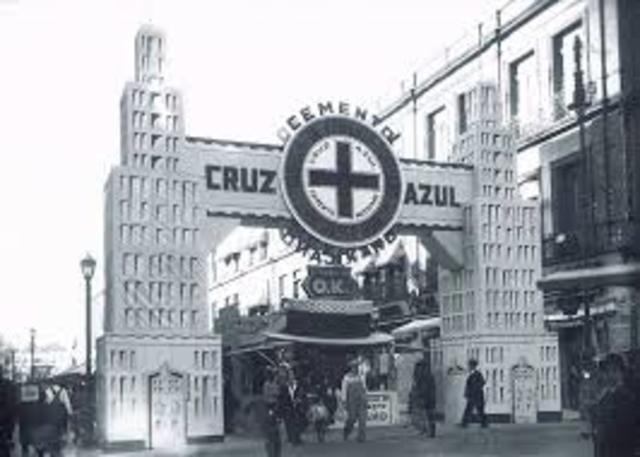 Inicio de la Industrialización de México