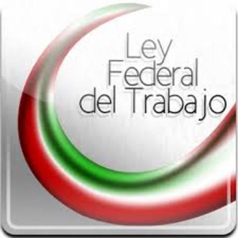 Ley Federal del Trabajo 1970