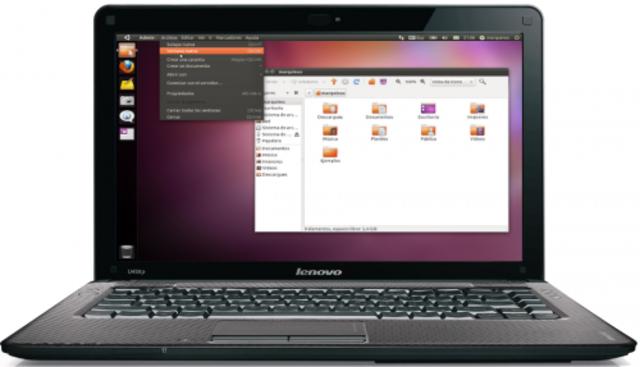 Dell vende computadora personal de escritorio con Ubuntu preinstalado.