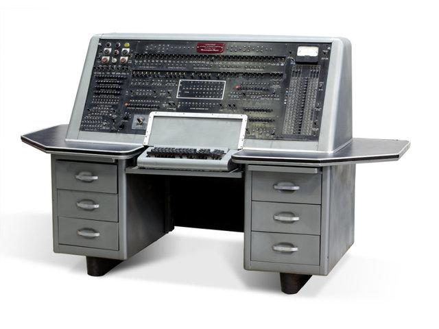 Se construye UNIVAC I