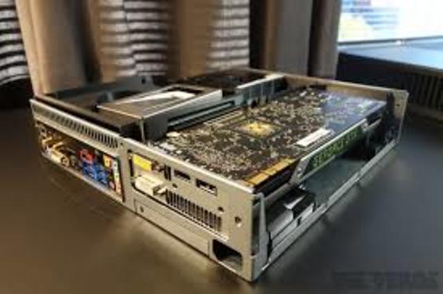 Primer prototipo de hardware