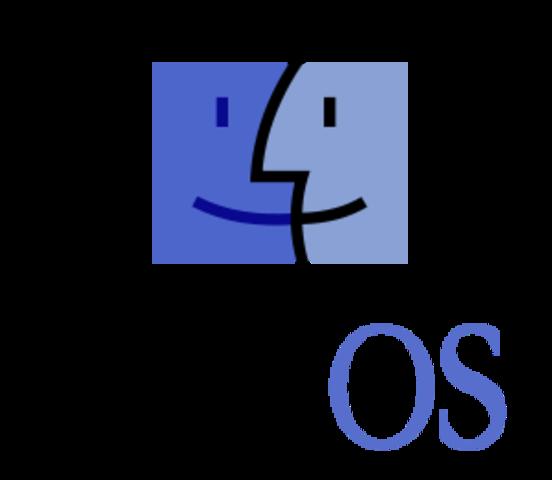 Aparicion de Mac OS