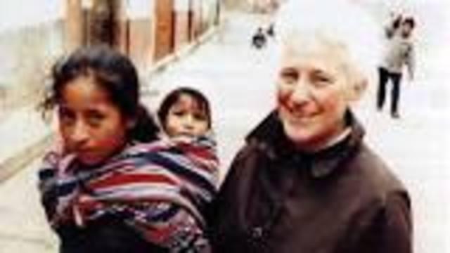Sister Irene became a principal
