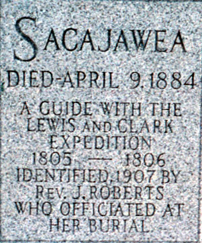 Sacagawea's Death