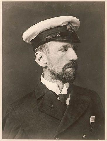 Captain John Davis