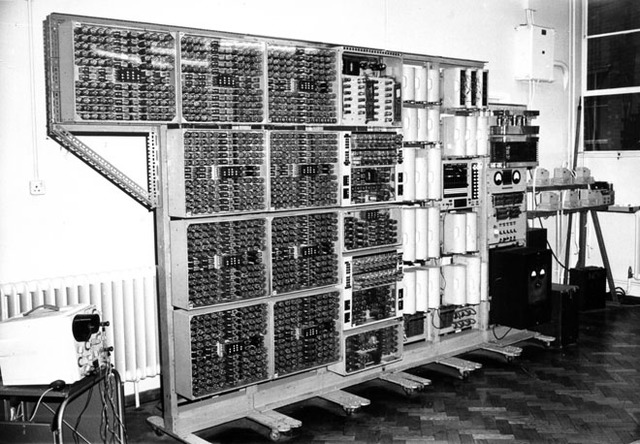 La colossus de Turing