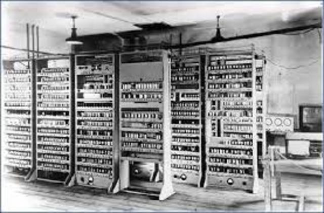 EDVAC Primera Computadora Proglamable
