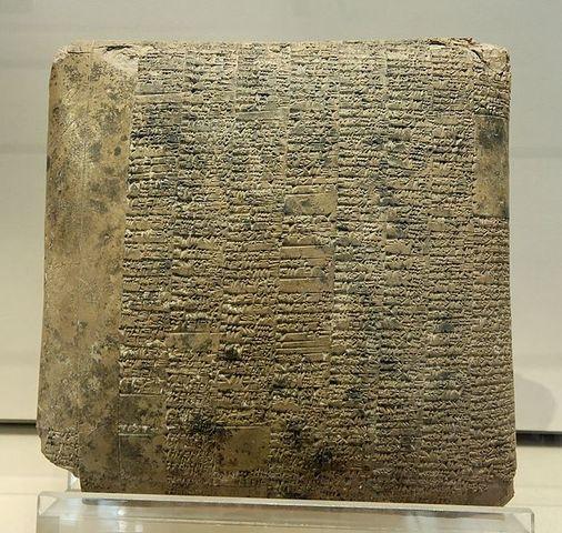 Aportaciones de Mesopotamia