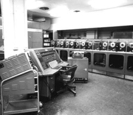 Desarrollo de las computadoras