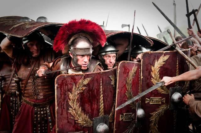 Aportaciones del imperio romano