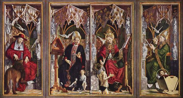 Gotico pintura