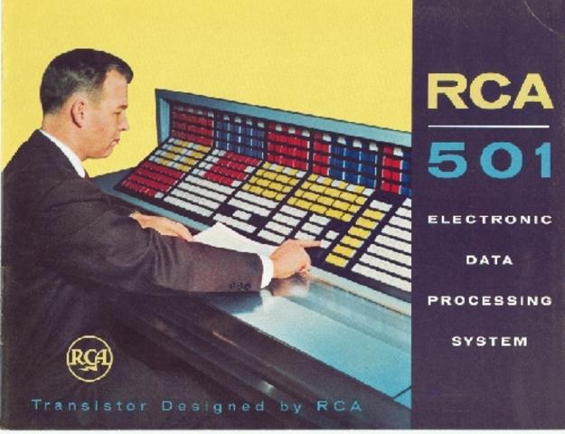 Las primeras compañías en introducir ordenadores transistorizados